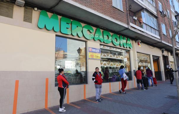 Mercadona supermercado coronavirus
