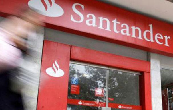 Oficina del Banco Santander