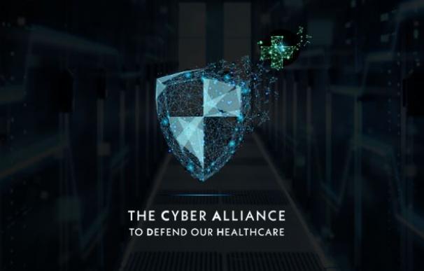 Captura de la web de la alianza contra los ciberataques. /L.I.