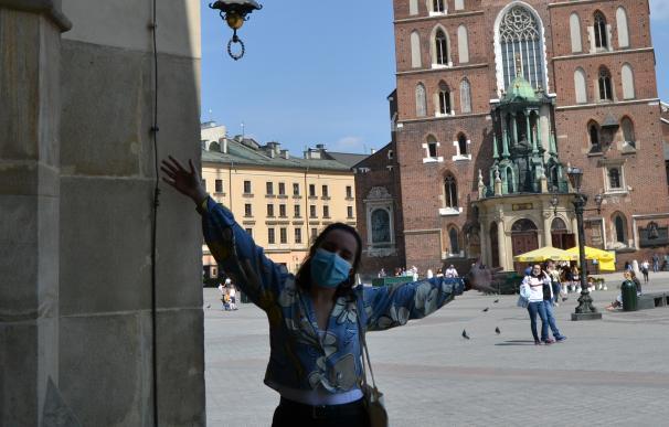 """Laura, estudiante: """"Crucé una Europa en cuarentena sin tener que enseñar el DNI"""""""