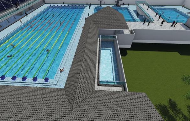 Proyecto de Fluidra en el Aceh Aquatic Center de Indonesia