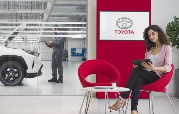 Concesionario de Toyota