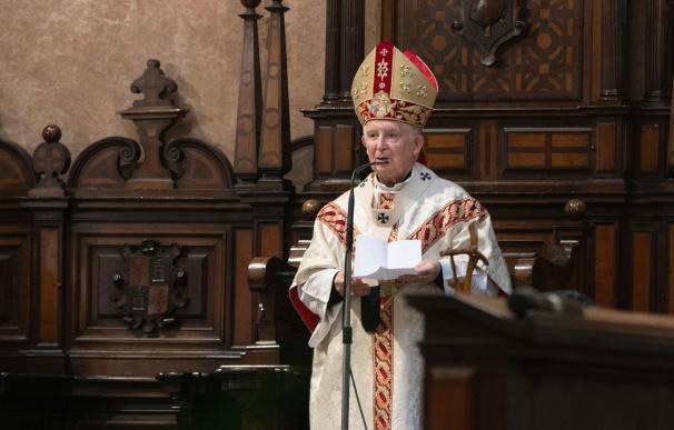 El cardenal Antonio Cañizares