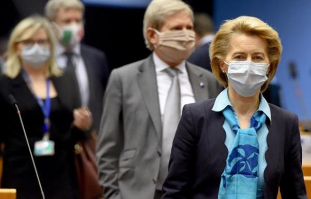 Ursula von del Leyen coordina el Fondo de Recuperación de la crisis del Covid-19.