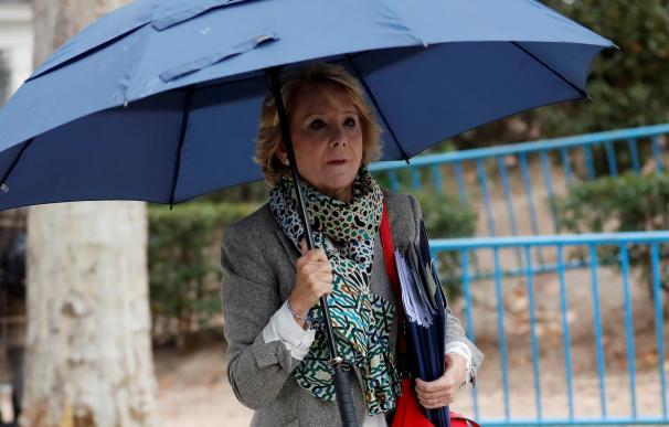 Aguirre ante el juez por Púnica