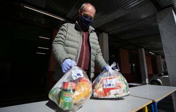 comida, empleo coronavirus Europa
