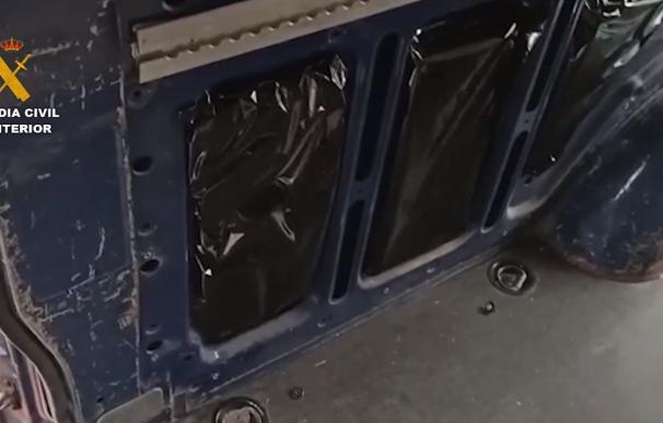 Menudeo en furgonetas