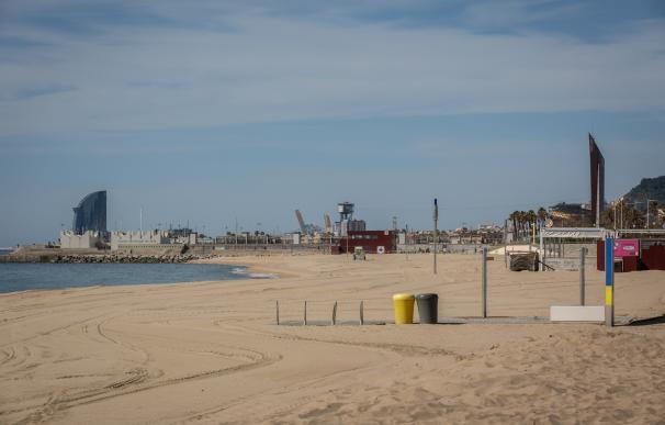 Barcelona playa