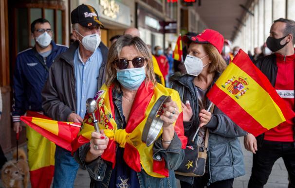 Manifestaciones españa