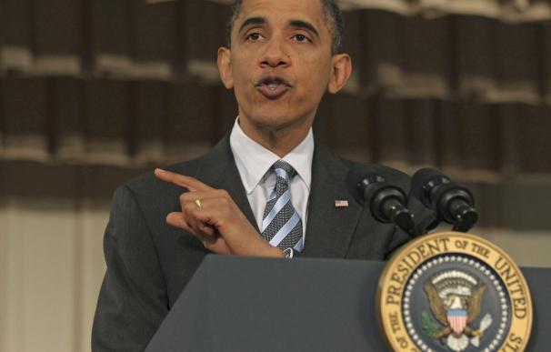 Obama advierte a los políticos estadounidenses que no hagan 'demagogia'