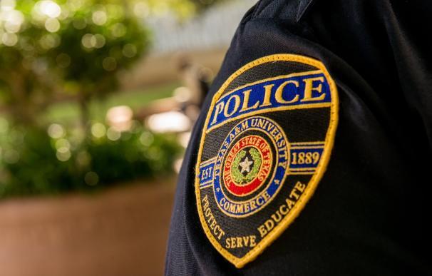 Policía texas eeuu