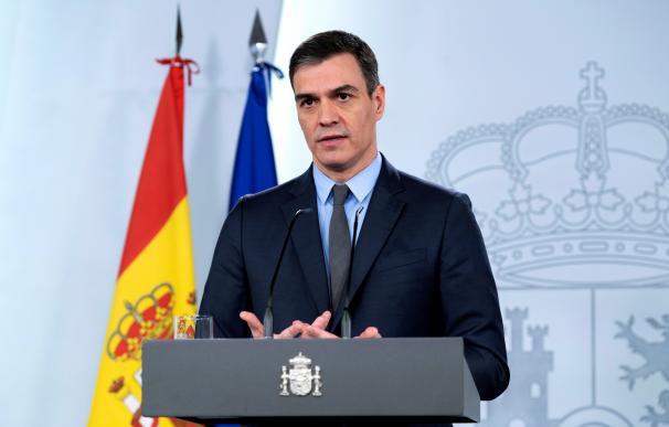 Sánchez cierra la economía tras un duro dossier elevado por Sanidad y la presión de Iglesias