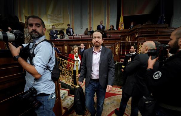 El juez detecta errores en la pieza sobre Iglesias del 'caso Villarejo' y reclama otra copia