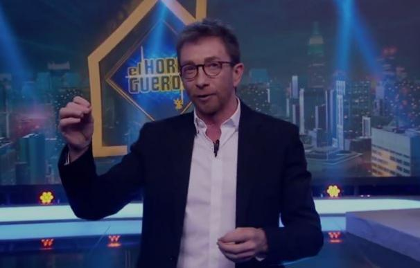 Pablo Motos carga contra sus críticos. /L.I.