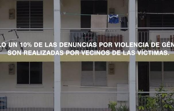 Fotograma del vídeo 'Los sonidos del maltrato', ganador de la 5ª edición del concurso #Nosdueleatodos