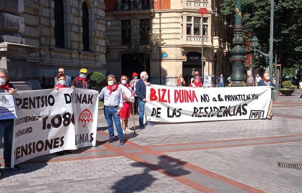 pensionistas Bilbao