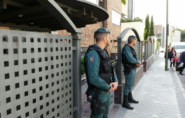 La Guardia Civil registra también Mercasa, donde es directivo un hermano de Ignacio González