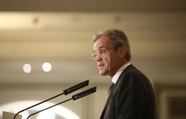 Jordi Gual, presidente de CaixaBank