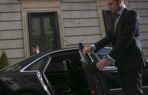 Foto de coche oficial.