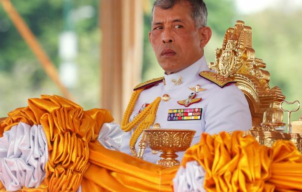 rey Vajiralongkorn