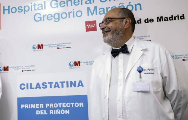 Alberto Tejedor, Gregorio Marañón