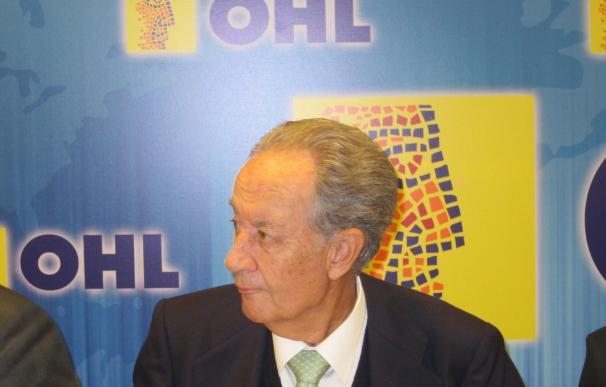 Grupo Villar Mir amplía a 150 millones su emisión de bonos canjeables en títulos de OHL
