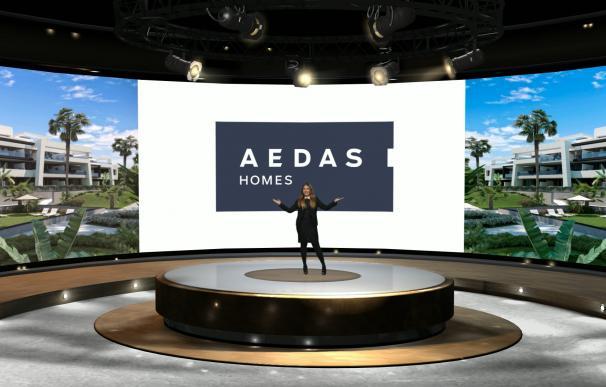 Proyecto de realidad virtual de Aedas Homes.