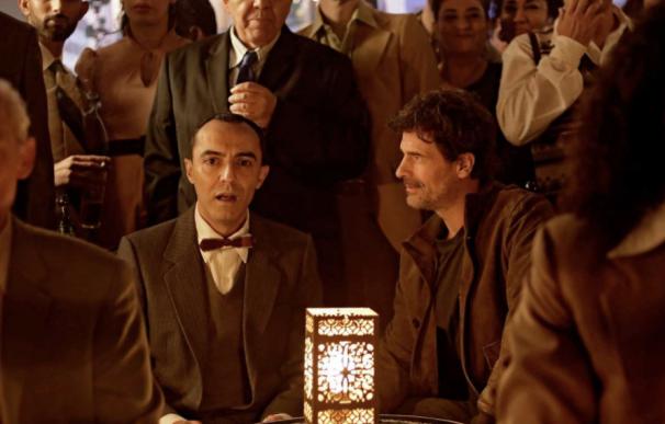 Lorca en el futuro gracias a 'El Ministerio del tiempo'