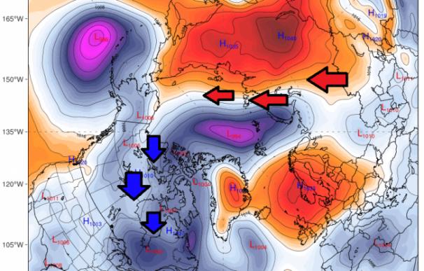 La ola de calor se registra desde abril. /L.I.