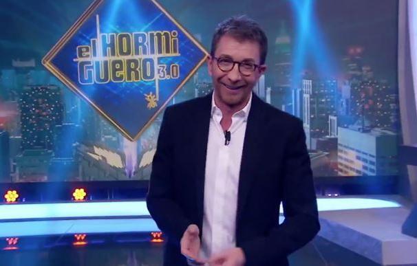 Pablo Motos vuelve a criticar al Gobierno. /L.I.