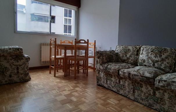 Fotografía de un piso en Ourense.