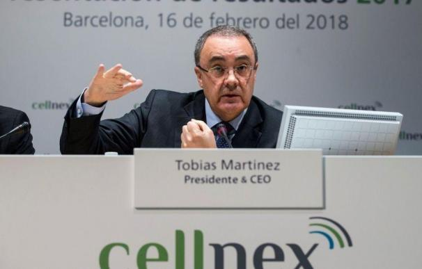 Tobías Martínez, Cellnex