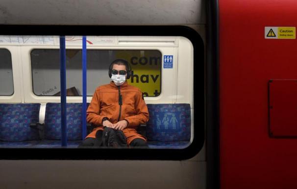 Coronavirus en Londres, Reino Unido metro