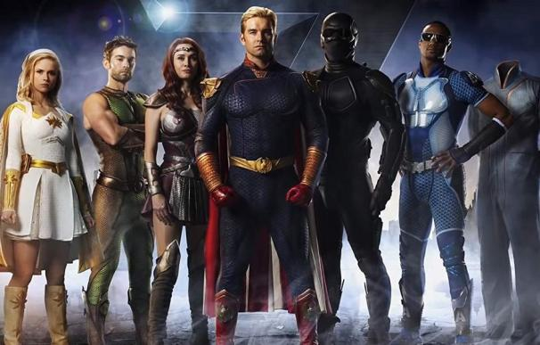La serie 'The Boys' es toda una crítica y revisión del mundo de los superhéroes