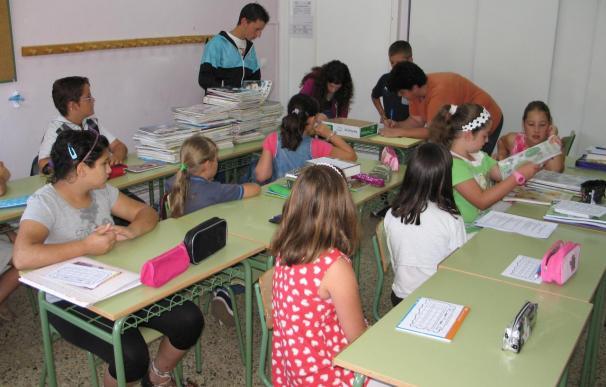 Los niños de Baleares, Aragón y Cataluña pasarán 176 días en el colegio
