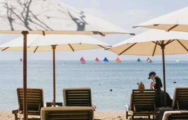 Portugal se plantea el regreso del turismo. /EFE