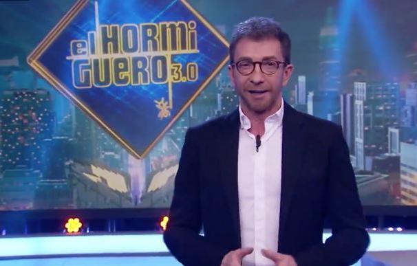 Pablo Motos se confiesa en 'El Hormiguero'. /L.I.