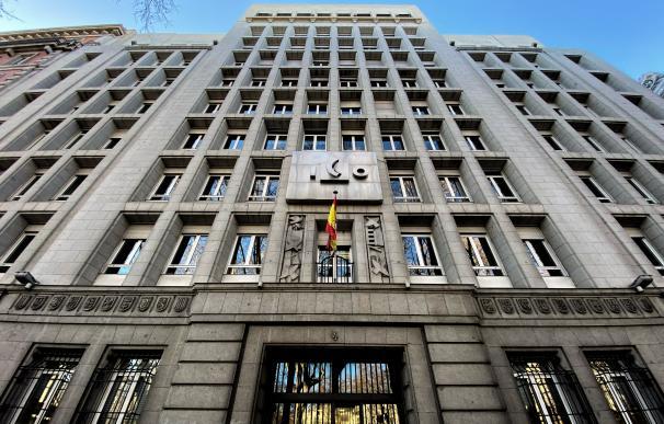 Instituto de Crédito Oficial, ICO sede