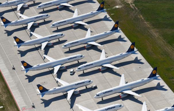 Lufthansa seguirá volando con participación estatal.