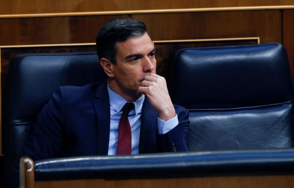 Pedro Sánchez./ EP
