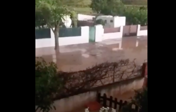Inundaciones./ Captura