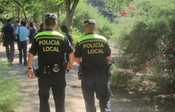 La Policía Municipal de Girona moviliza a 57 agentes y a 44 voluntarios para la 'Via Catalana'