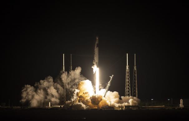SpaceX lanza una nueva misión de abastecimiento a la ISS