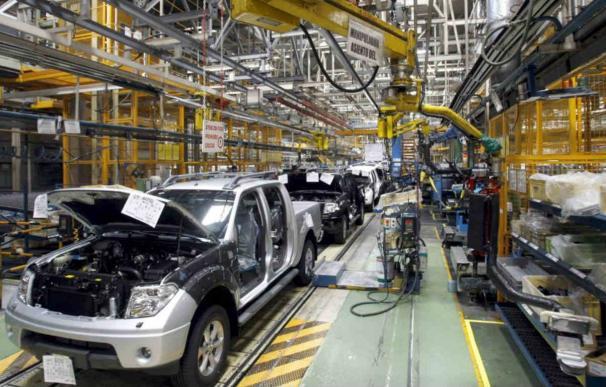Nissan planta Barcelona