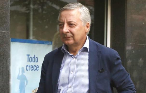José Blanco, exministro socialista y exdiputado europeo.