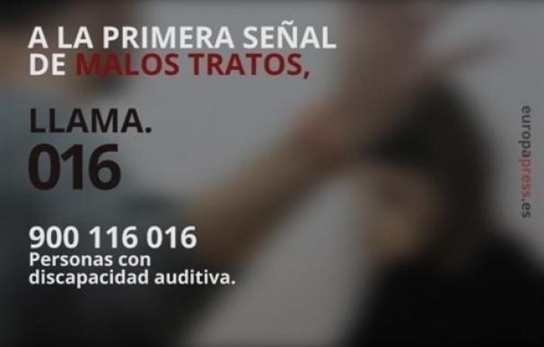 Teléfono 016 contra la violencia machista