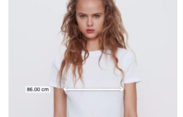 Zara probador virtual