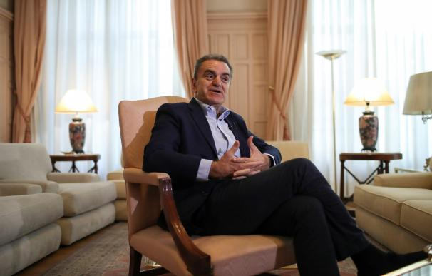 José Manuel Franco, delegado Gobierno en Madrid