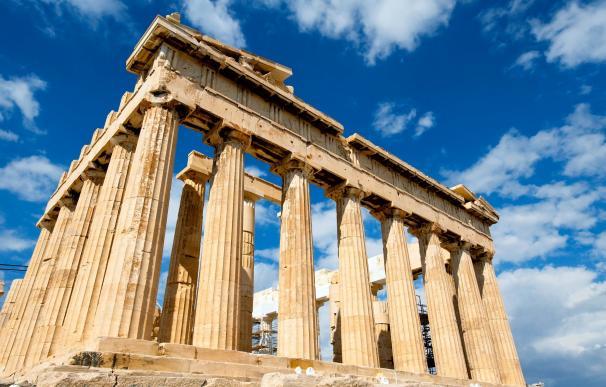 La prima de riesgo griega ya está por debajo de la italiana