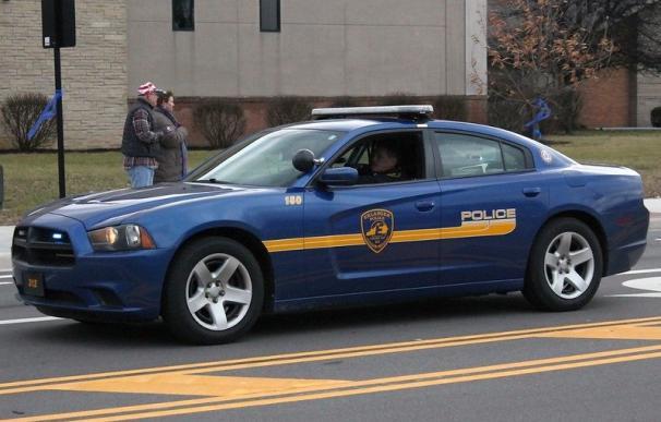 Policía Kentucky./ EP